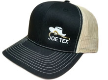 Joe Tex Xpress Black/Gold