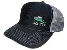 Joe Tex Black/Silver